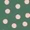 Wireless bra Enamel green ladybird TAKE AWAY