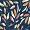 Ruffle brief Deckchair blue twig TAKE AWAY