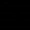 Tanga Black CONFETTI