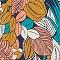 Culotte froufrou Amazonie vert aquatique TAKE AWAY