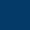 Maillot de bain triangle sans armatures Bleu transat FARAH