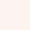 Nuisette courte Blanc rosé ATTITUDE