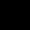 Long nightie Black DOUCEUR