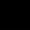 Culotte taille basse Noir ECHO