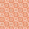 Ruffle brief Mandarin orange faience TAKE AWAY