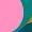 Soft triangle bikini top Boho aqua green IMPALA COLOR - THE FEEL GOOD