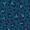 Soutien-gorge sans armatures Leo bleu sombrero FARAH COLOR