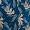 Short de pyjama Aracée bleu sombrero TAM TAM SHAKER